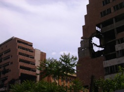 2008: laterales de los bloques A i B